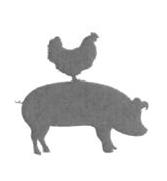 pig chicken